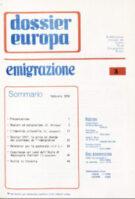 ANNO I (febbraio - 1976) - n. 3
