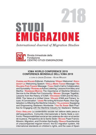 ICMA WORLD CONFERENCE 2019 - CONFERENZA MONDIALE DELL'ICMA 2019