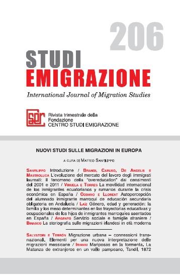 Nuovi studi sulle migrazioni in Europa