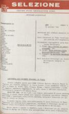 SELEZIONE CSER - ANNO I (1964) n.13